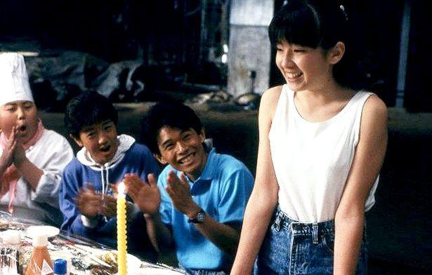 宮沢りえが初主演を務めた「ぼくらの七日間戦争」が登場