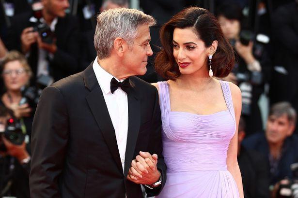 ヴェネチア国際映画祭のカーペットを沸かせた2人