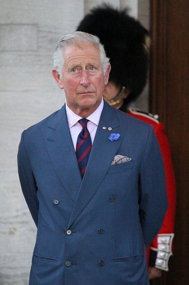 2017年、一番仕事量が多かったのはチャールズ皇太子!