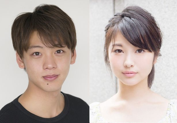 今を時めく若手俳優2人が初共演!