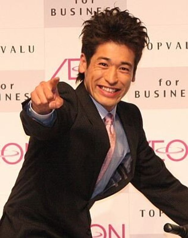 """佐藤隆太さん。結婚生活について「ツライことはない。忙しくはなるけど、それを自分の中で""""楽しい""""という方向に変換できれば」と語った"""