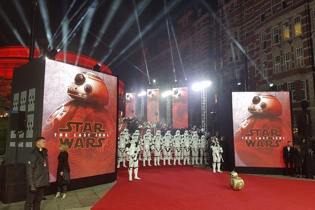 北米で2017年最大のヒットとなった『スター・ウォーズ/最後のジェダイ』