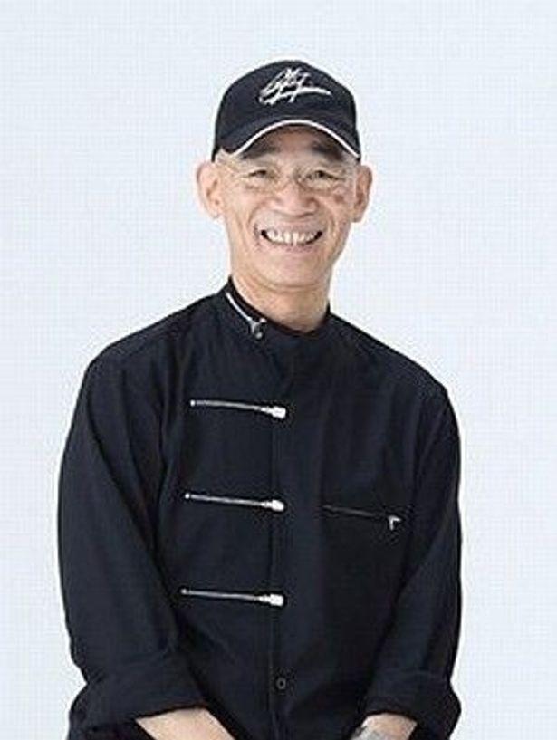 「機動戦士ガンダム」シリーズの監督を務める富野由悠季監督