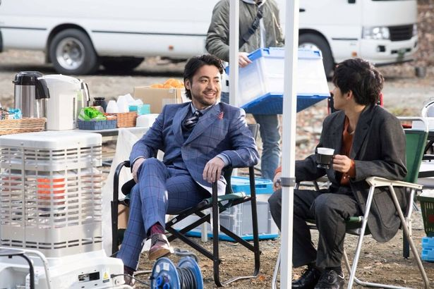 「モンスターハンター:ワールド」の新CMに、モンスターとして出演する山田孝之