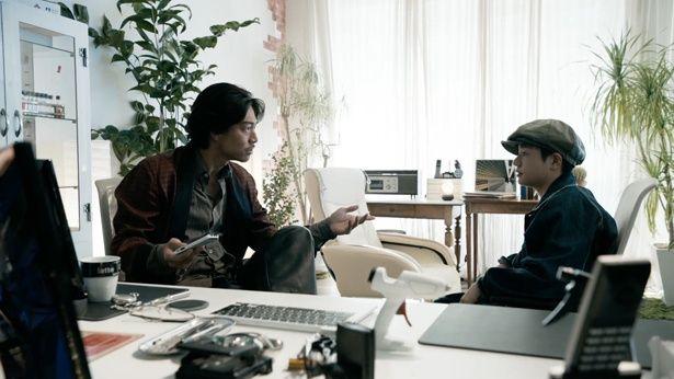 AKIRAが出演する『キモチラボの解法』。人々の感情を解放するクリニックを舞台にしたドラマ