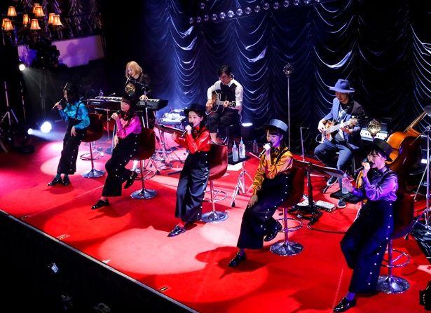 「MTV Unplugged: Momoiro Clover Z」の放送が決定