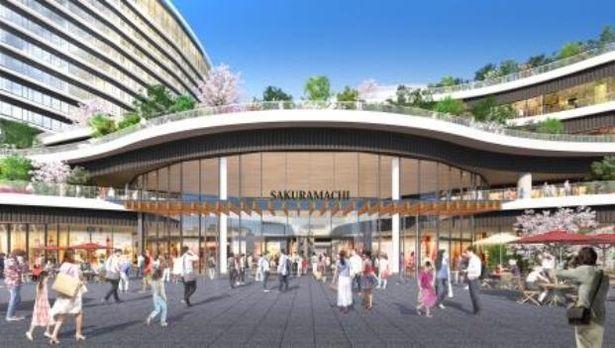 熊本市中心部に、待望のTOHOシネマズがオープン!