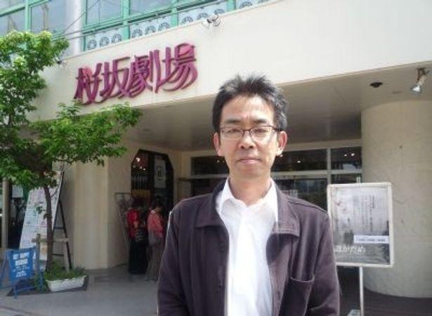 「桜坂劇場」プログラムディレクターの真喜屋力氏