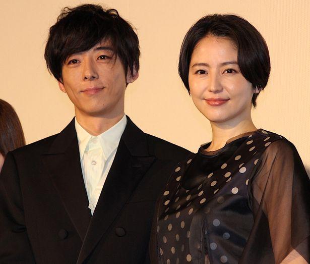 キャリアウーマンの由加利を演じた長澤と、彼女を翻弄する恋人を演じた高橋一生