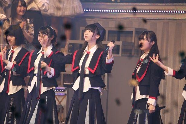 「AKB48グループリクエストアワー セットリストベスト100 2018」でNGT48の「世界はどこまで青空なのか?」が1位の座に輝いた