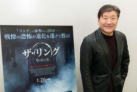 「リング」原作者・鈴木光司が明かす、貞子の呪いから解かれる唯一の方法とは?