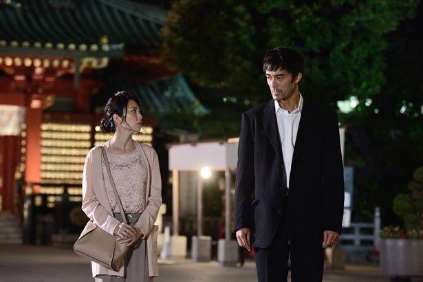 加賀の父を看取ったという看護師を演じるのは田中麗奈。彼女もなにか知っている?