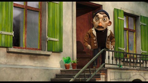 『ぼくの名前はズッキーニ』では警察官のレイモンの声を担当!