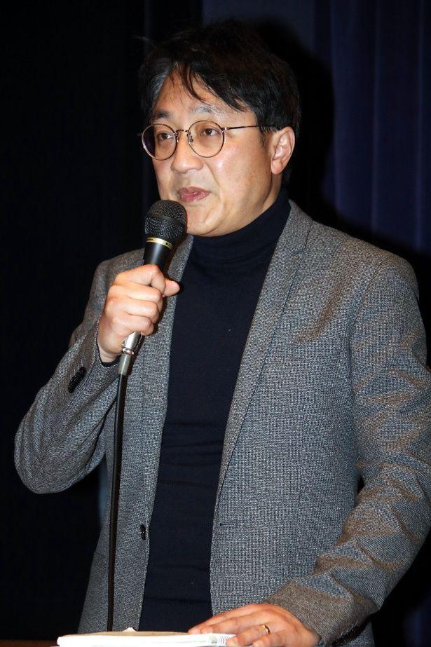 アメリカのドラマ市場について熱弁をふるった町山智浩