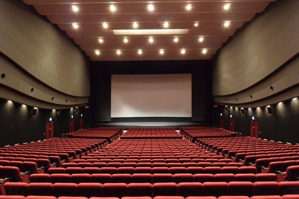 TOHOシネマズ 日劇のスクリーン1は国内最大の座席数を誇る映画館だ