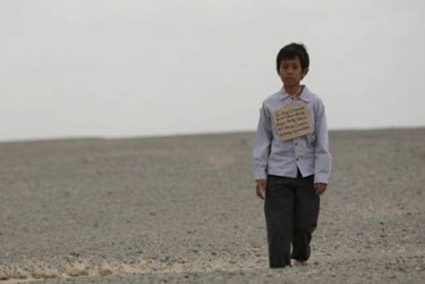 北朝鮮から中国に渡った父との再会を願い、国境を目指した息子は強制収容所に