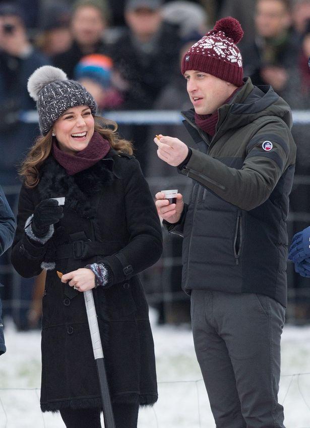ウィリアム王子とキャサリン妃がスウェーデンを訪問!