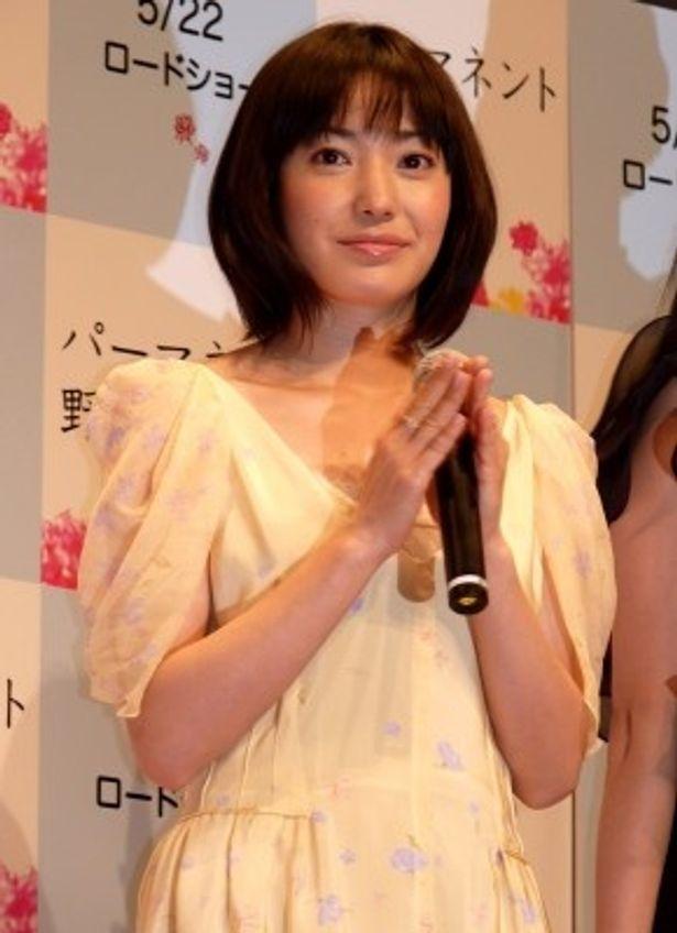 菅野美穂の映画主演は『Dolls ドールズ』以来8年ぶり