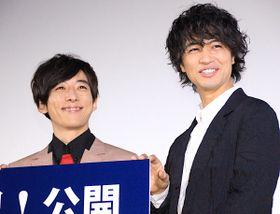齊藤工は恋心を告白、高橋一生も「ベクトルが一緒」と相思相愛!