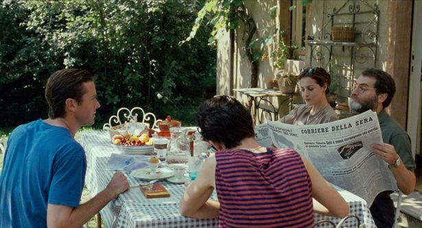 物語の舞台となるのは80年代の北イタリアにある避暑地