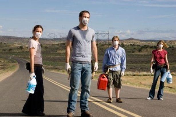 ウィルスの蔓延した世界で、生存者同士の壮絶な争いが描かれる