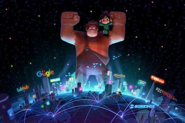 『シュガー・ラッシュ:オンライン』は18年冬に日本公開!