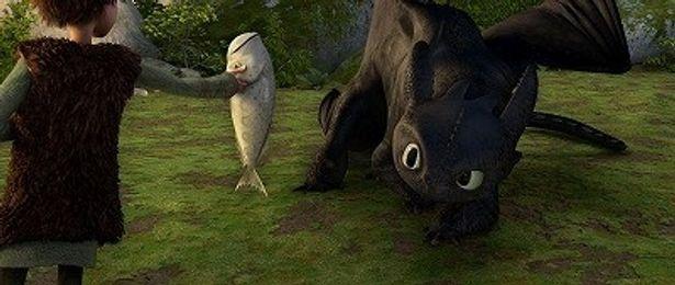 これが『ヒックとドラゴン』の最新画像