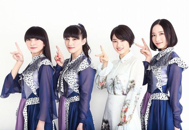 Perfumeは広瀬すず主演映画「ちはやふる -結び-」の主題歌を担当する