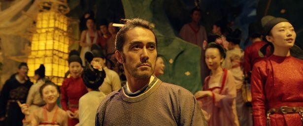 『祈りの幕が下りる時』『北の桜守』など出演作が相次ぐ阿部寛が、遣唐留学生の仲麻呂を演じる