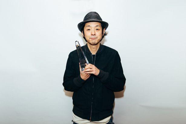「監獄のお姫さま」で脚本賞を受賞した宮藤官九郎