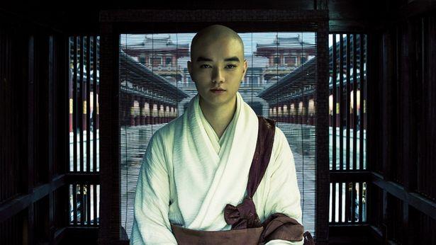2月24日(土)公開の映画「空海―KU-KAI―美しき王妃の謎」で空海を演じた染谷将太