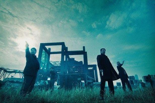 『エグザイル 絆』に続いて殺し屋を演じたアンソニー・ウォン、ラム・カートン、ラム・シュの3人