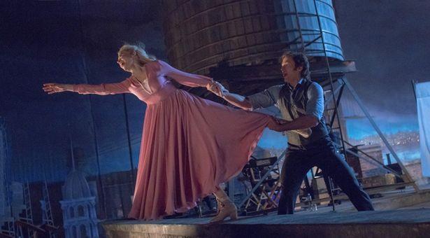 ミュージカル経験のある役者たちが、最高のパフォーマンスで魅せる