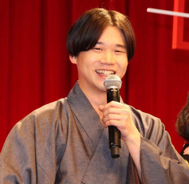 西田優征役の矢本悠馬