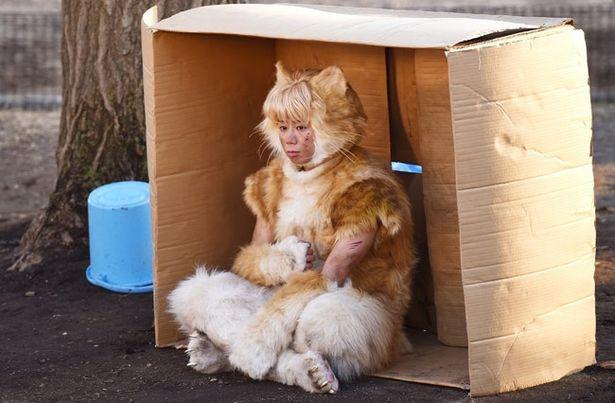 人生初のネコ役に挑戦するKis-My-Ft2の北山宏光