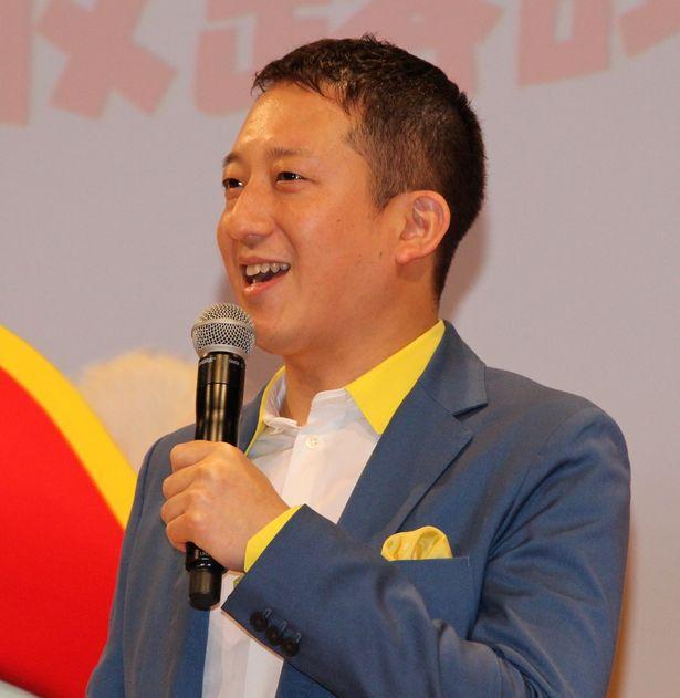 ゲスト声優の高橋茂雄