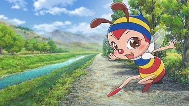 名作アニメ『昆虫物語みなしごハッチ』が、この夏帰ってくる