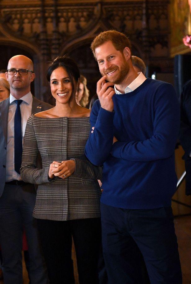 ヘンリー王子とメーガン、本人たちはとても幸せそうだが…