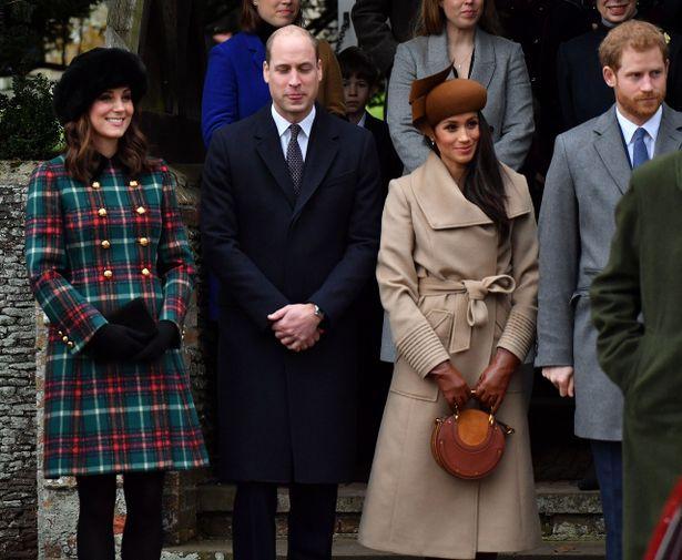 メーガンの王室入りを快く思っていない人もいるようだ
