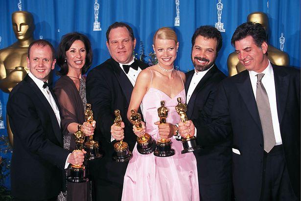 ミラマックス時代、『恋におちたシェイクスピア』はアカデミー賞7冠を制した