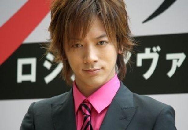 32歳になったDAIGOさん