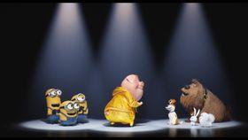 TOHOシネマズでミニオンたちに会える!映画上映前のムービングロゴに人気キャラクターが大集合