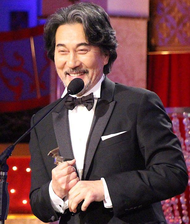 第41回日本アカデミー賞助演男優賞は『三度目の殺人』の役所広司