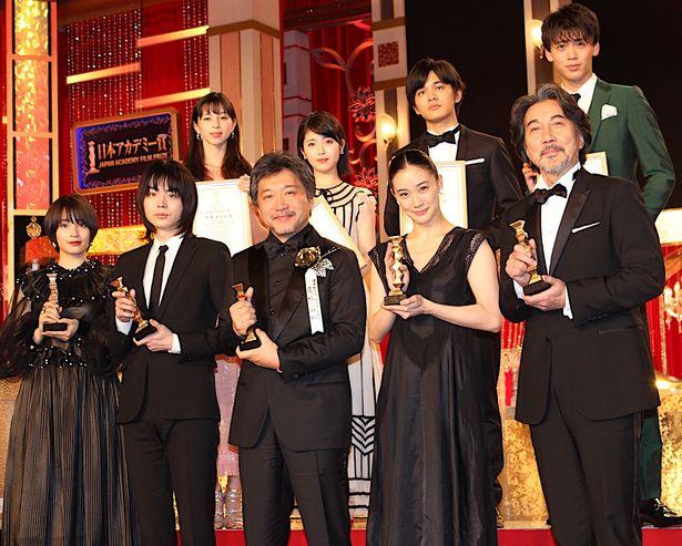 第41回日本アカデミー賞作品賞は『三度目の殺人』