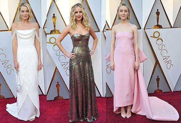 今年もレッドカーペットで女優たちが美の競演!