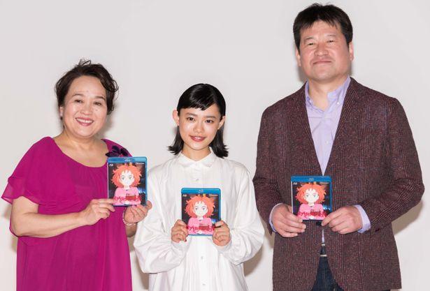 『メアリと魔女の花』ブルーレイ&DVD発売記念スペシャル・トークイベントが開催!