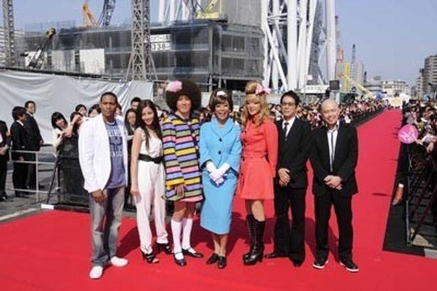 『矢島美容室 THE MOVIE 夢をつかまネバダ』は4月29日公開