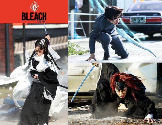 実写版『BLEACH』から追加キャストが発表!