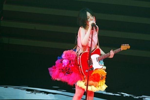 自身の誕生日・3月31日に日本武道館でワンマンライブを開催した坂本真綾