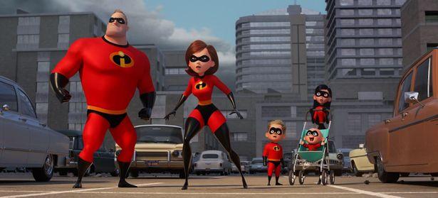 あのヒーロー家族が14年ぶりに帰ってくる!